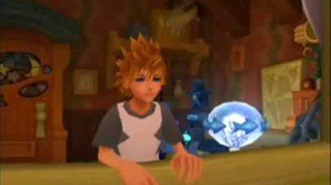 Kingdom Hearts II English Dub cutscenes Part 1