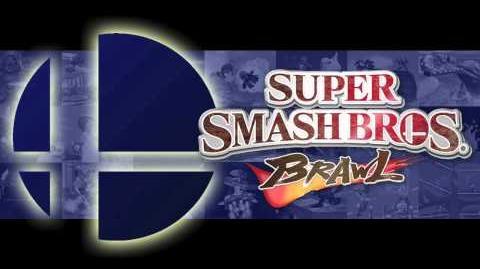 Menu 2 - Super Smash Bros