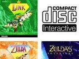 Zelda CD-i Games