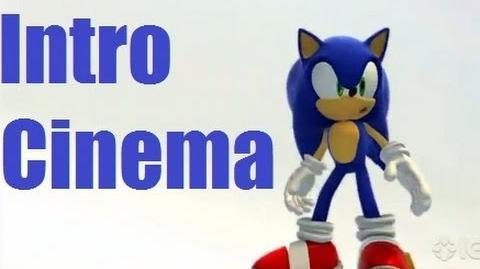 Sonic Generations Opening Cutscene