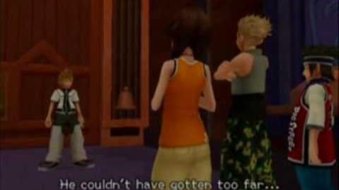 Kingdom Hearts II English Dub cutscenes Part 2
