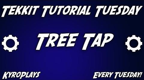 Treetap Tutorial Tekkit