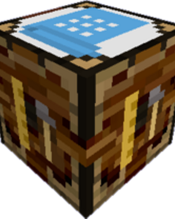 Automatic Crafting Table The Tekkit Classic Wiki Fandom