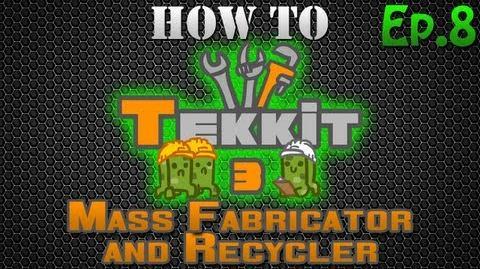 Tutorial/Mass Fabricator - Easy Tutorial