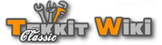 The Tekkit Classic Wiki