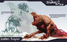 TT2 Scuttler DragJaw Beast