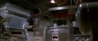 US Outpost 31 Kitchen - The Thing (1982)