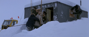 US Outpost 31 Tool Shed - The Thing (1982)