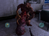 Thething brutewalker appendage