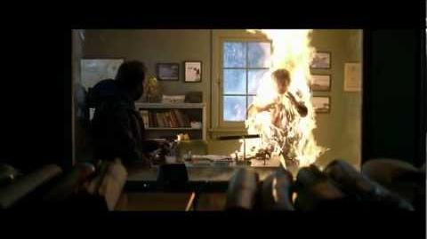 The Thing 2011 - Karl DELETED SCENE