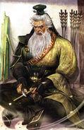 Huang Zhong - 15th Anniversary Artwork