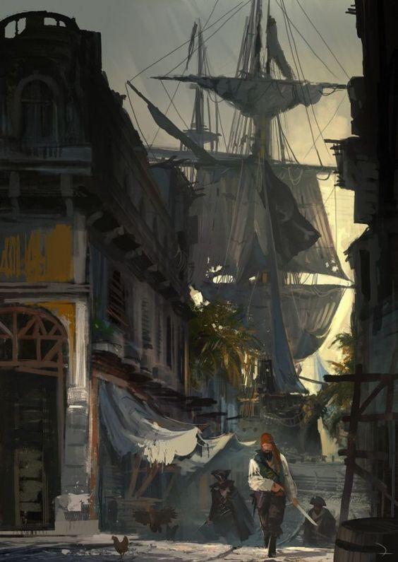 Skull's Bay