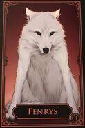 White Wolf Of Doranelle