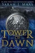 Tower of Dawn US cover