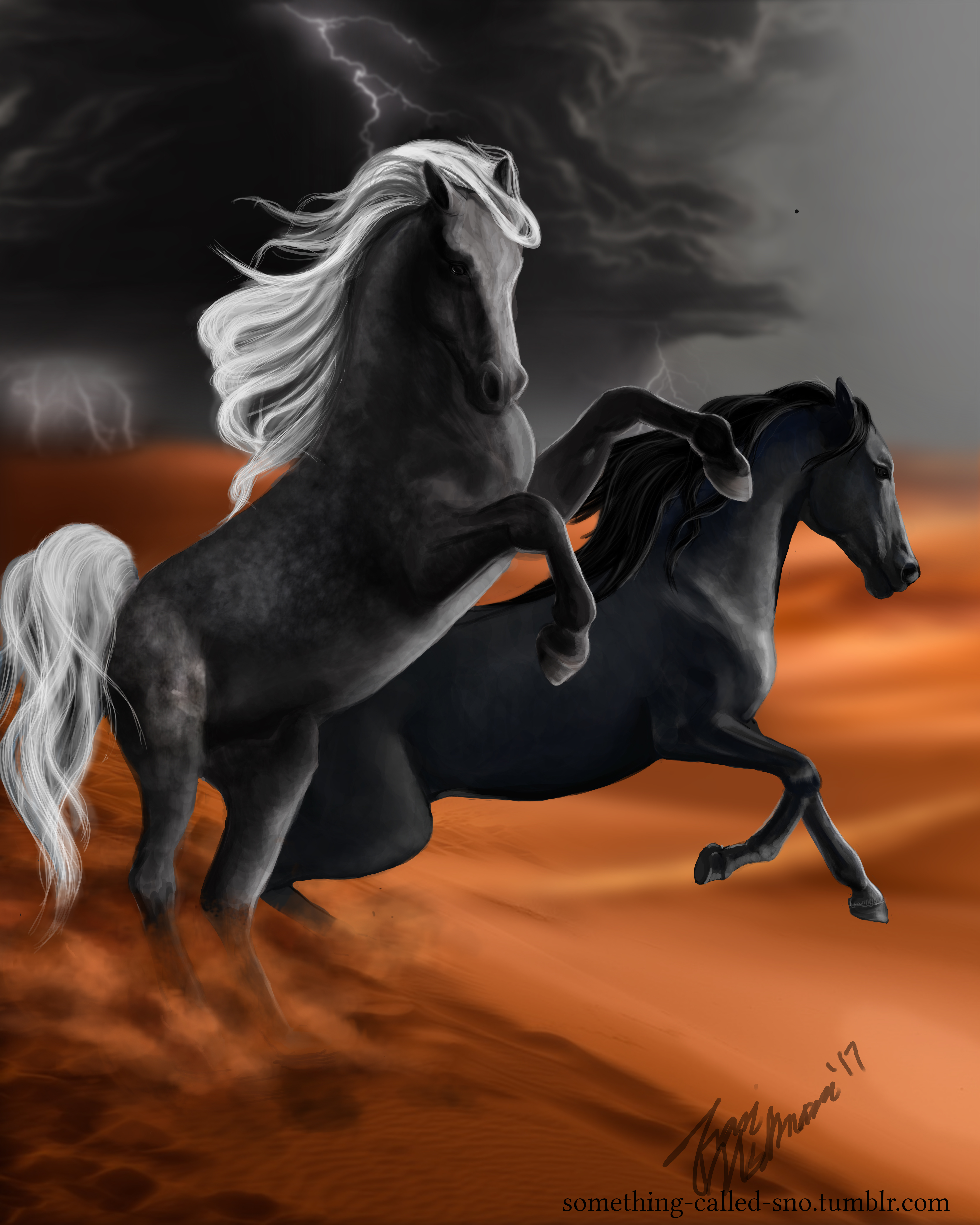 Asterion horses