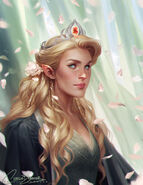 Aelin by Charlie Bowater, 01