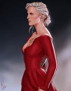 Aelin by Merwild, ToG