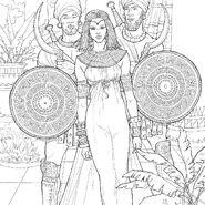 TOG Coloring Book - Nehemia