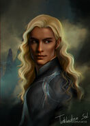 Fenrys by Morgana0anagrom