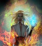 Aelin by Morgana0anagrom, Nameless