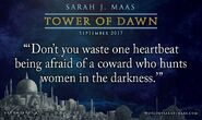 Tower of Dawn - Teaser Quote 1