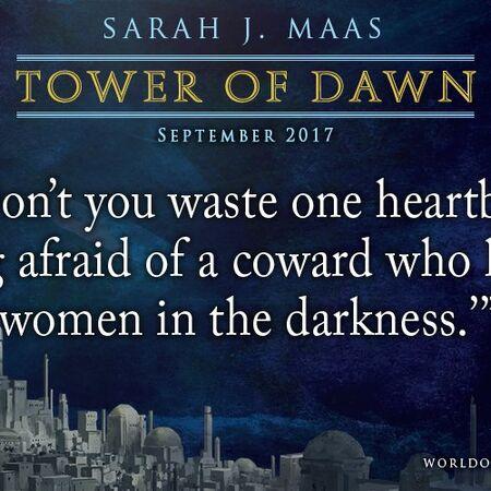 Tower Of Dawn Throne Of Glass Wiki Fandom