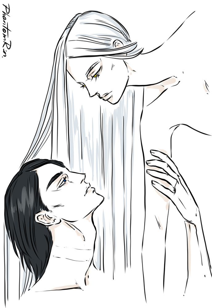 Dorian & Manon by PhantomRin, sketch.jpg