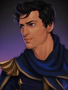Dorian by Merwild