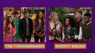 """Sat, Feb 24th Night of Premieres w all new """"The Thundermans"""" & """"Knight Squad""""! HD"""