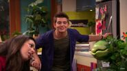 Phoebe, Max and Trevor