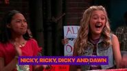 """Sat, Jan 13th Night of Premieres w all new """"The Thundermans"""" & """"Nicky, Ricky, Dicky & Dawn""""! HD"""