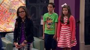 Haunted Thundermans - Frankie, Billy and Nora