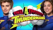 """The Thundermans Final 4 episodes including the finale, """"The Thunder Games"""" HD"""