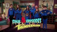 """The Thundermans Final 4 episodes including the finale, """"The Thunder Games"""" 2 HD"""