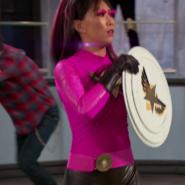 Z-Force – Shield Girl