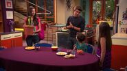 Phoebe, Max, Billy and Nora and Venus Fly Trap