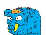 Eggy Elephant