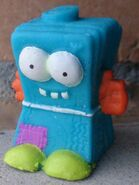 Waste Paper toy