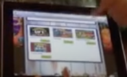 Blurry image of trash pack games