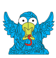 Blue Bird Spew (Image By Moose Toys)