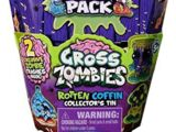 Gross Zombies Rotten Coffin Collector's Tin