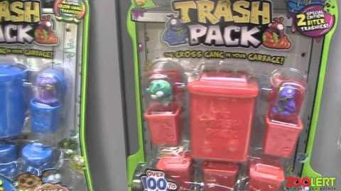 Moose - Trashies - NY Toy Fair 2013