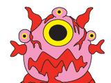 Oozing Eyeball
