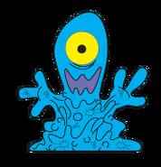 Blue Diarrhoea (Image By Moose Toys)