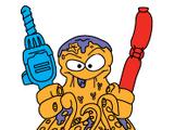 Squid Scrapper