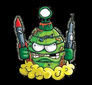Bin Grenade ArmyTrash