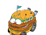 Burger Buggy