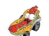 Hot Rod Dog