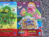 Trash Pack Trading Card Lines