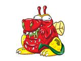 Fried Dragon Fly